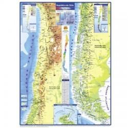 Mapa De Chile...