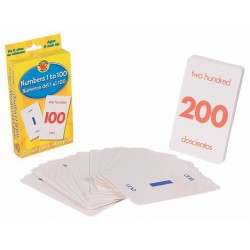 Flash Card Números 1-100