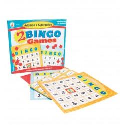 Bingo De Sumas Y Restas