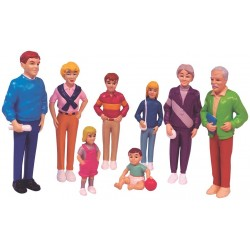 Set De Familia Europea