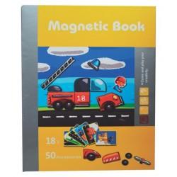 Puzzle Magnético Transporte