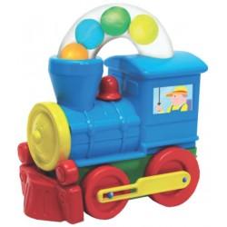 Locomotora Bolitas Locas