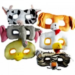 ANTIFACES SOFT ANIMALES SET...
